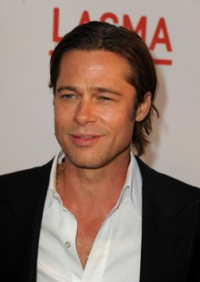 actor Brad Pitt
